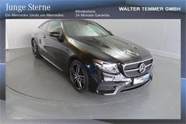 Mercedes Benz E 220 d 4MATIC Coupe AMG LINE