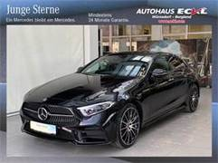 Mercedes Benz CLS 350 d 4MATIC Coupé  AMG-Line  LP € 107.920,-