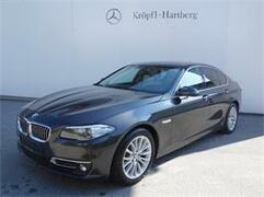 BMW 520d xDrive Limousine F10 Luxury  LIne