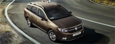 Dacia Logan MCV Stepway Sensation dCi 90 S&S