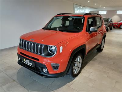 Jeep Renegade 1,0 MultiAir T3 FWD 6MT 120 Limited