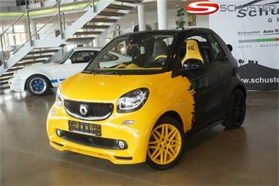 Smart ForTwo Cabrio *Final Collector´s Edition#21* limit