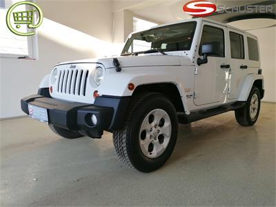 Jeep Wrangler Unlimited Sahara 2,8 CRD