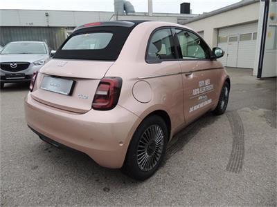 Fiat 500C Elektro Icon 42 kWh