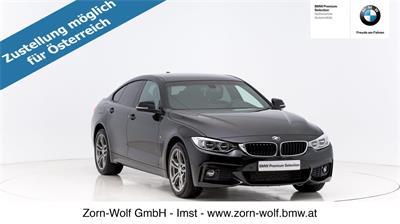 BMW 420d xDrive Gran Coupe M Sport  Gebrauchtwagen