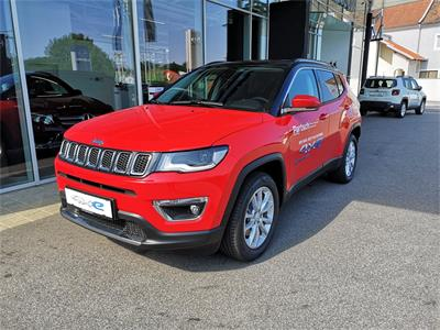Jeep Compass 1.3 PHEV AT 4xe Limited + schwarzes Dach/E