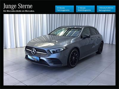 Mercedes Benz A 200 d 4MATIC AMG /  Multibeam / 19 Zoll