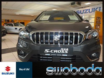 Suzuki SX4 S-Cross 1,4 GL+ DITC Hybrid ALLGRIP shine