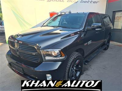 Dodge RAM 1500 5,7L V8 Hemi Sport *Hardtop*Navi*SD*Voll*