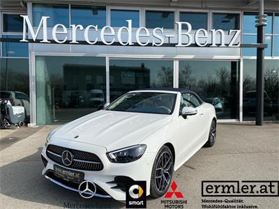 Mercedes Benz E 220 d 4MATIC Cabriolet