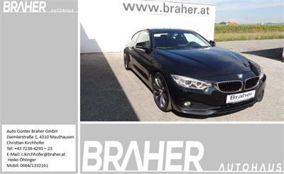 BMW 420d Coupe  um 16.500 EUR