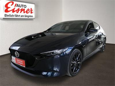 Mazda 3 Skyactiv-X180 GT+ *Anhängevorrichtung*
