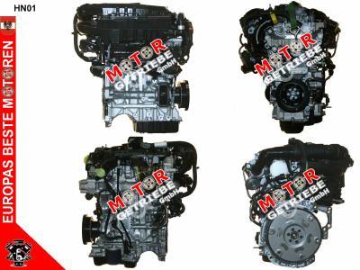 Motor NEU Peugeot 2008 1.2 THP 81 KW - Bj. 2018 - HN01 - 0 KM
