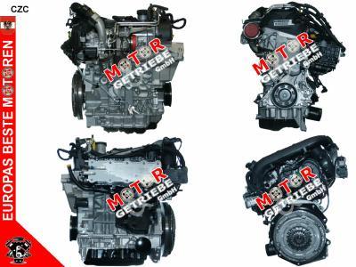 Motor NEU Seat Leon 1.4 TSI 92 KW - Bj. 2017 - CZC - 0 KM