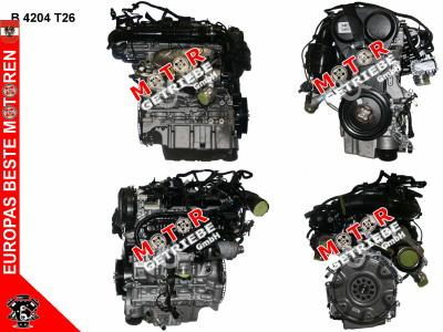Motor gebraucht Volvo XC60 2.0 T5 184 KW - Bj. 2019 - B4204T26 -