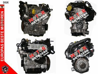 Motor NEU VW Golf 1.4 TSI 110 KW - Bj. 2018 - DGX - 0 KM