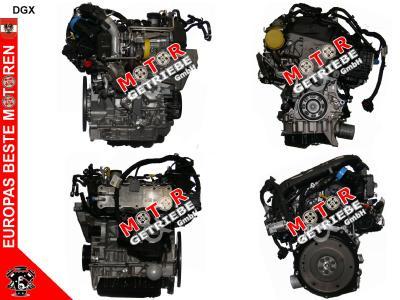 Motor NEU VW Golf 1.4 TSI 110 KW - Bj. 2017 - DGX - 0 KM