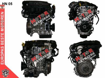 Motor NEU Peugeot 508 1.2 THP 96 KW - Bj. 2018 - HNS - 0 KM