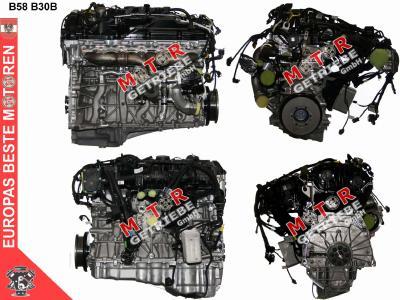 Motor NEU Toyota Supra 3.0 Turbo 24v 285 KW - Bj. 2020 - B58B30B - 0