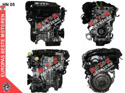 Motor gebraucht Peugeot 3008 1.2 THP 96 KW - Bj. 2018 - HN05 - 22.114