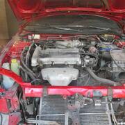 Mazda MX3 Motor + Getriebe