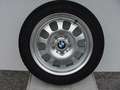 BMW 3er E46/E36/Z3 Sommer Radsatz in 6335 Thiersee | 490 EUR